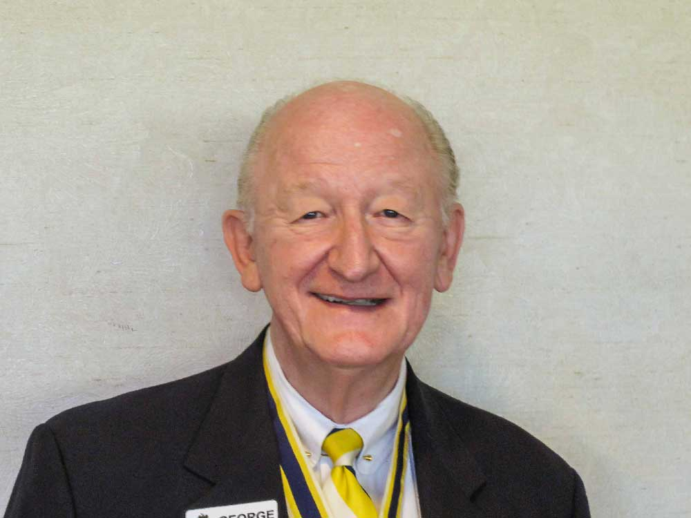George D. Youstra - Clearwater Chapter Chaplain