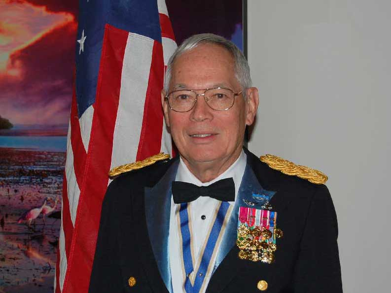 Patrick J. Niemann - Clearwater Chapter Immediate Past President